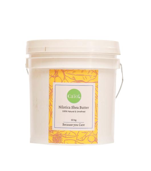 Nilotica shea butter - 10kg   Caïo